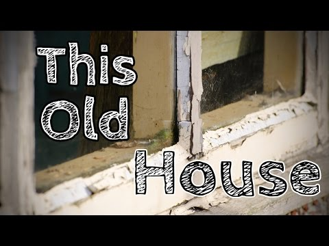 """""""This Old House"""" - Ronald L. Dart - 2/9/08"""