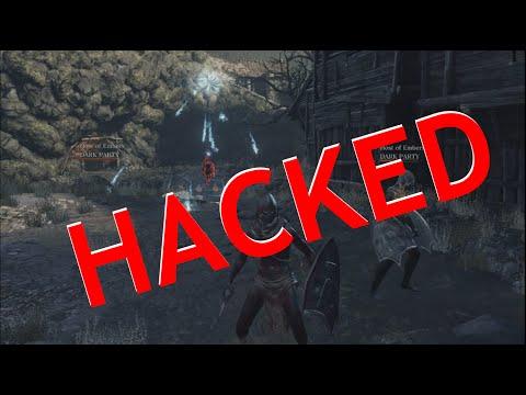Dark Souls 3 - Dealing with a Hacker