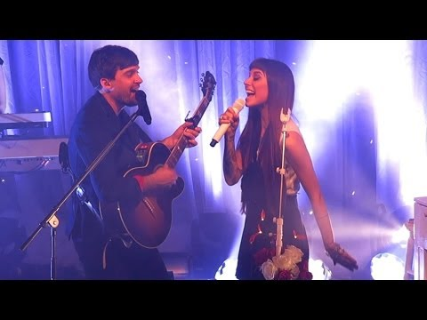 Christina Perri - 'Be My Forever' / Please Please Me (Beatles Cover) Live St. Pete, FL