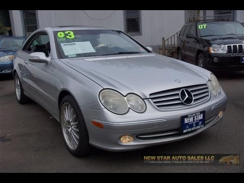 2003 mercedes benz clk320 coupe youtube for 2003 mercedes benz clk