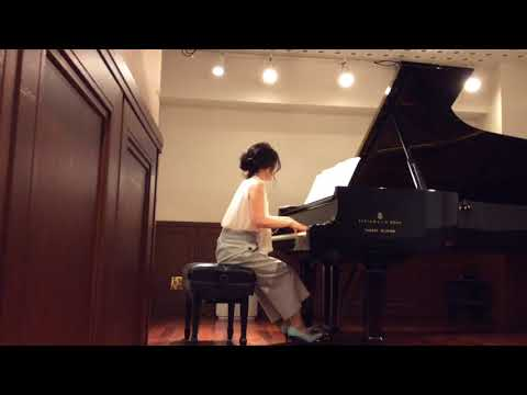 ETUDE 6. Automne à Varsovie György Ligeti Piano: Yukiko Kojima リゲティ ピアノ エチュード 第6番 「ワルシャワの秋」ピアノ/小島由記子