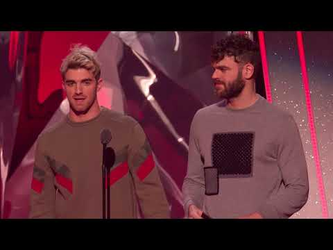 The Chainsmokers Acceptance Speech - Best Collaboration | 2018 iHeartRadio Music Awards Mp3