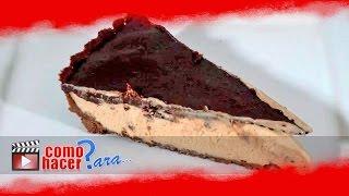 Receta de Torta Helada de Dulce de Leche muy fácil