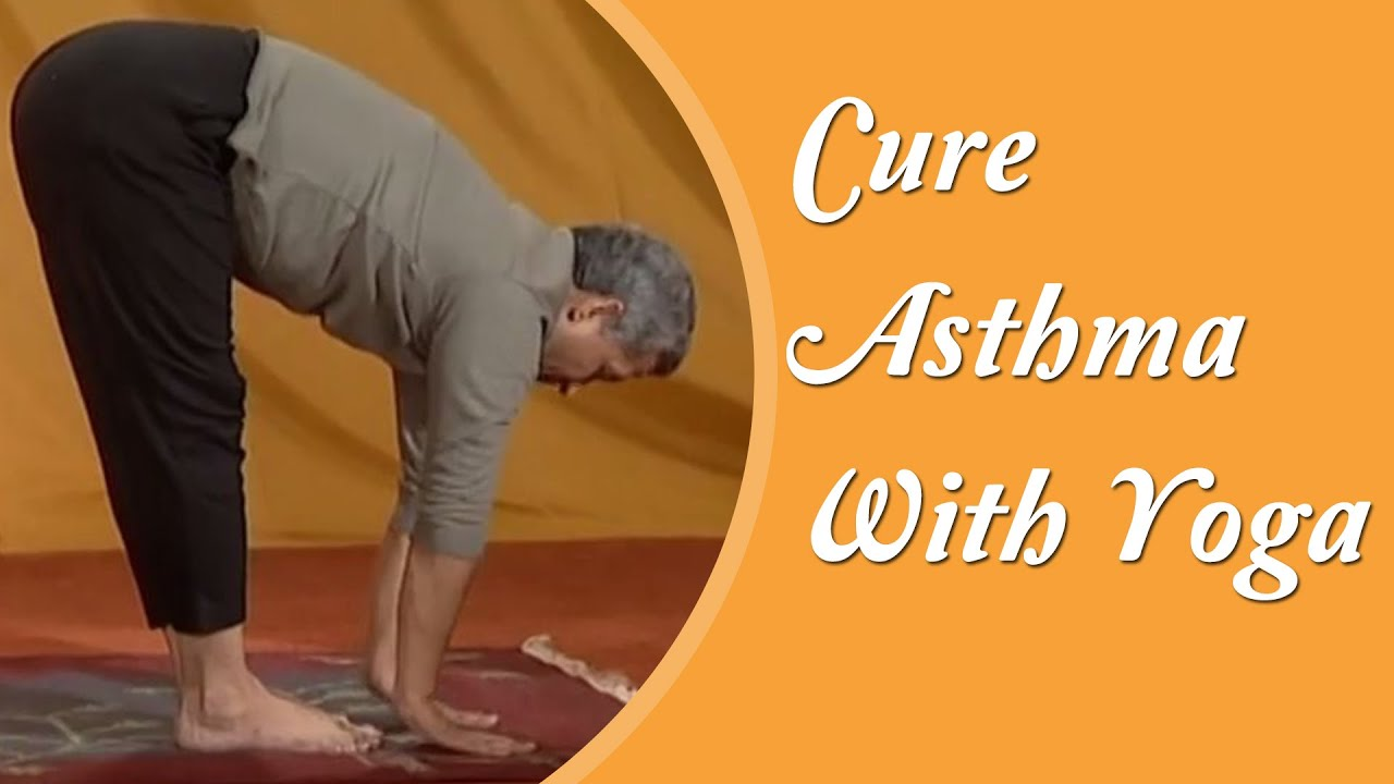 Cure Asthma With Yoga Exercise & Asana | Hindi Yoga Tutorial - YouTube