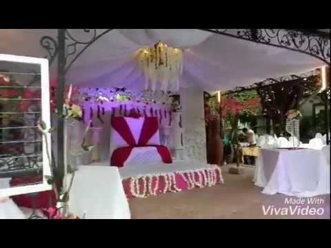 Precious Garden vlogs+Garden Wedding💜Joy Abog