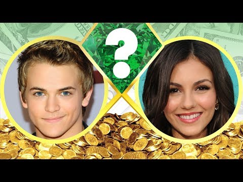 WHO'S RICHER? - Hunter Hayes or Victoria Justice? - Net Worth Revealed! (2017)