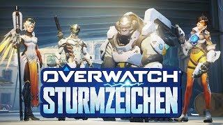 Sturmzeichen (Legendär) + h0lly, maudado & Nefarius! | OVERWATCH
