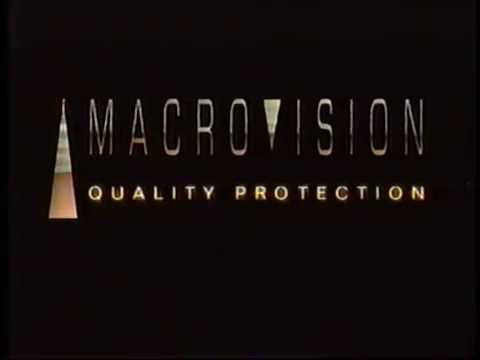 Cp Macrovision Quality Protection 2003 Company Logo Vhs Capture Youtube