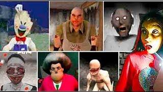vs-vs-granny-vs-vs-ice-scream-mr-meat-and-evil-nun