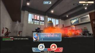 Team Fortress 2 Обзор класса разведчика он же скаут
