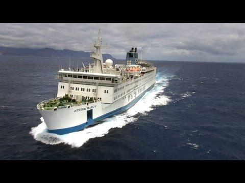 Mercy Ships humanitarian work