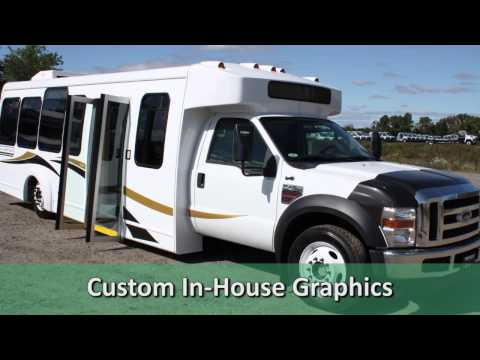 Transit Buses for Sale | Creative Bus Sales
