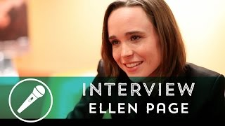 Interview — Ellen Page (Free Love)