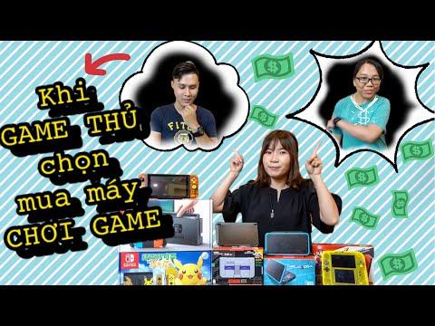 Hỏi khó: Nên mua máy chơi game cầm tay Nintendo 3DS hay Nintendo Switch? Cùng nShop tìm hiểu!