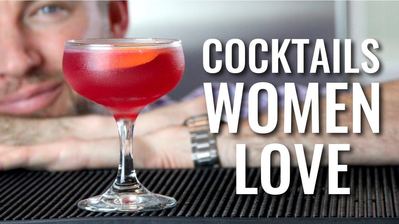 Download 3 Cocktails Women Love