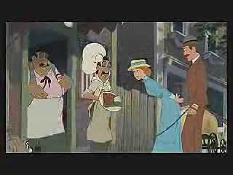 Lady and the Tramp 2-Welcome home-German