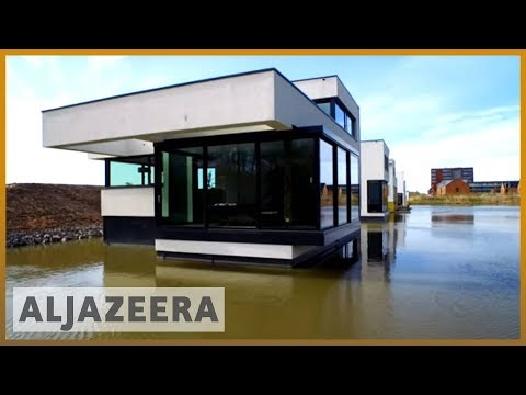 🌏 earthrise - Dutch Aquatecture: Engineering a Future on the Water