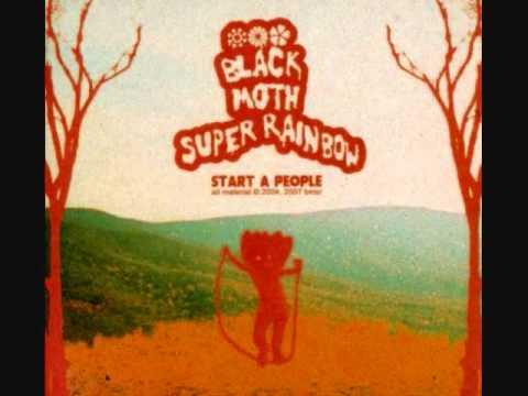 Black Moth Super Rainbow- 1 2 3 Of Me