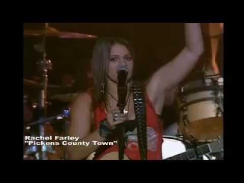 "Rachel Farley ""Pickens County Town"""