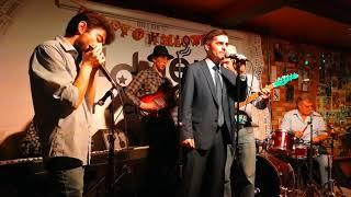 Смотреть Сергей Пахомов блюз бенд джем 24 окт  в Hidden bar онлайн