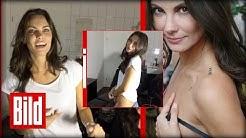 TV-Maklerin Simone Voss bekommt Tattoo #18 (Vox /Mieten, Kaufen, Wohnen)