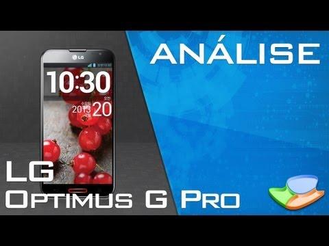 LG Optimus G Pro [Análise de produto] - Tecmundo