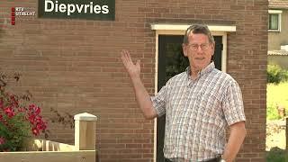 """Afkoelen in dorpsvriezer Zijderveld: """"Heerlijk koel!"""" [RTV Utrecht]"""