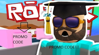 HIGH SCHOOL LIFE (NEW PROMO CODE!!!) COME NOW! (ROBLOX)