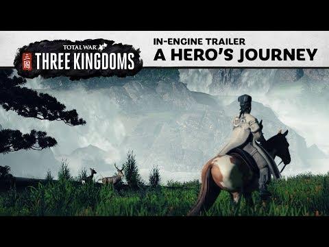Новый трейлер Total War: Three Kingdoms отправляет нас в живописный тур по Китаю