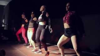 TopUp Dancehall Show Contest 2015   Scandalize (INTL)   1st Place