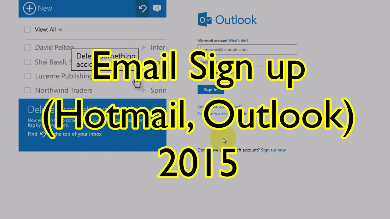 hotmail sign up email outlook ว ธ สม ครอ เมล hotmail หร อ