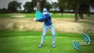 GET MORE LAG AND POWER IN THE GOLF SWING