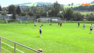 Podbrezová U-19 vs. FC Spartak Trnava ... I.LSD ... 08.08.2015