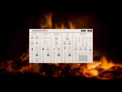 AudioFire - How to make a fireball with AudioFire .