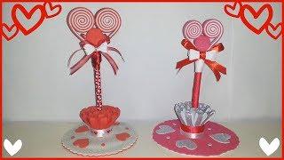 Lapicero Corazon / San Valentin | Simple y Creativo
