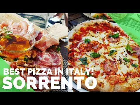 THINGS TO DO IN SORRENTO, ITALY - BEST PIZZA IN ITALY! | FIRST WORLD TRAVELLER
