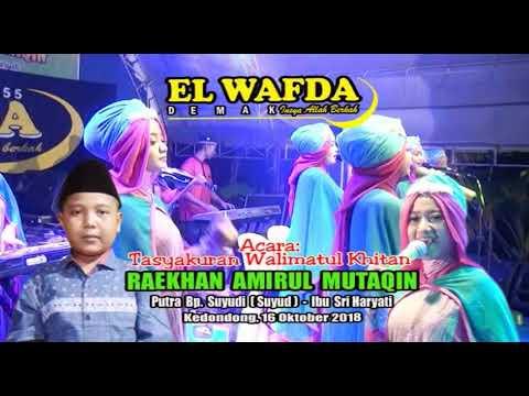 Download TIADA RESTU QOSIDAH EL WAFDA KEDONDONG - GAJAH - DEMAK Mp4 baru