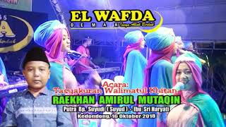 Download TIADA RESTU QOSIDAH EL WAFDA KEDONDONG - GAJAH - DEMAK