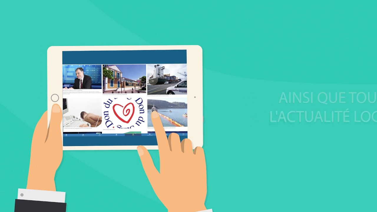 ETV c'est aussi sur le Web - Sur Vos Smartphones et Tablettes