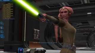 【星際大戰:舊共和】西斯武士全程劇情遊玩影片預告