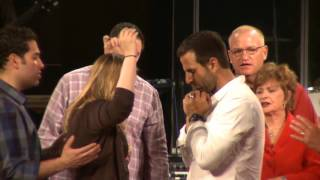 Holy Spirit Touches Young People and Heals-  Michael Koulianos