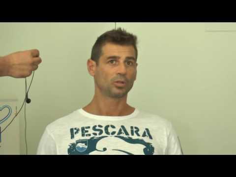 """Pescara, ecco Bizzarri: """"Voglio la salvezza"""""""