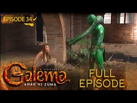 Galema: Anak Ni Zuma | Full Episode 34