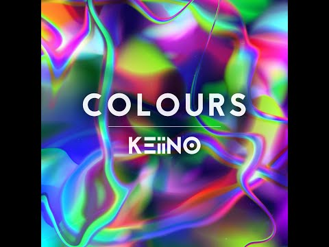 KEiiNO - Colours  (Official LYRIC video)