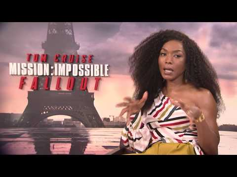 MISSION IMPOSSIBLE 6 Fallout Angela Bassett