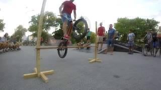 BMX CONTEST г.Красноперекопск Прыжки в высоту