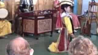 Mongolian folk song and dance