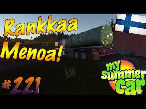My Summer Car #221   Rankkaa Menoa!