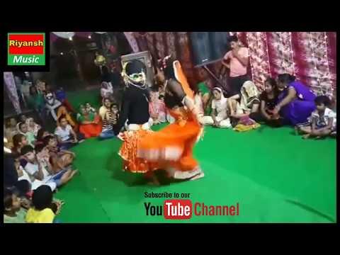 Kale rang pe morni Rudan kare/live dance