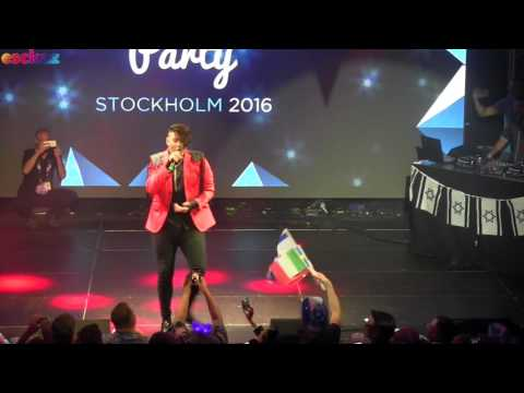 ESCKAZ in Stockholm: Hovi Star (Israel) - Papaoutai - Israeli Party